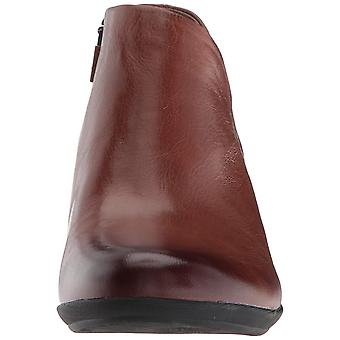 Dansko Womens Raina Leather Round Toe Ankle Fashion Boots