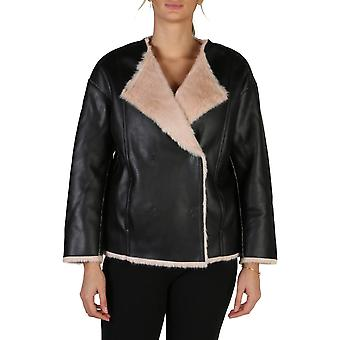 Guess Original Women Fall/Winter Jacket - Black Color 38242