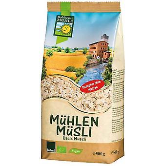 Bohlsener Mühle Muesli Basic Bio 500 gr
