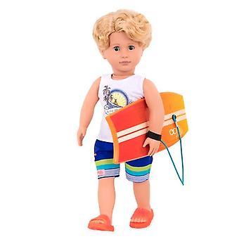 Our Generation Boy Doll Gabe