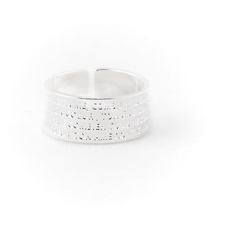 Ley Nat Hugo Ring 3 silver
