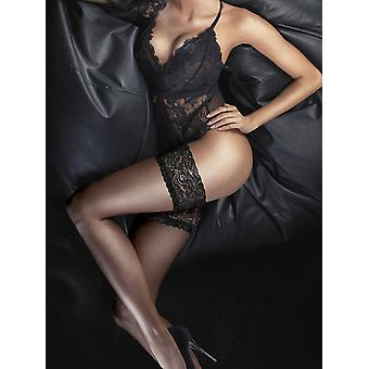 Couture Ultra Gloss Lace Top Hold Ups