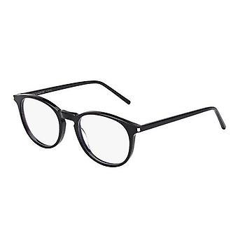 Saint Laurent SL 106 001 Black Glasses