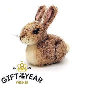 Baby Bunny Needle Felting Kit