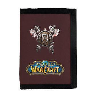 World of Warcraft Orc Lommebok