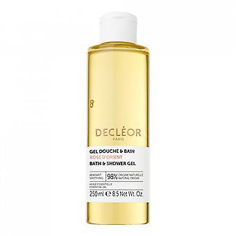 Decleor Bath and Shower Gel Rose D'Orient 250ml