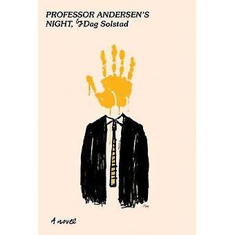 Professor Andersen's Night by Dag Solstad - 9780811228305 Book