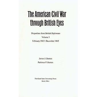 The American Civil War Through British Eyes - Dispatches from British