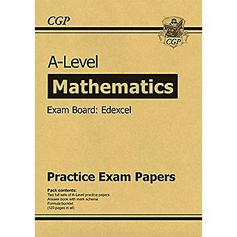 New A-Level Maths Edexcel Practice Papers (for the exams in 2020) by