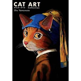 Cat Art - Renowned Masterpieces for Cat Lovers by Shu Yamamoto - 97847