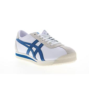 Onitsuka Tiger Tiger Corsair Mens White Leather Low Top Sneakers Chaussures