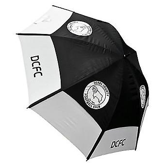 Derby County FC Official Double Canopy Golf Umbrella