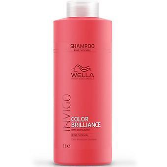 Farbe Revitalisierendes Shampoo Beleben Blilliance Wella/250 ml