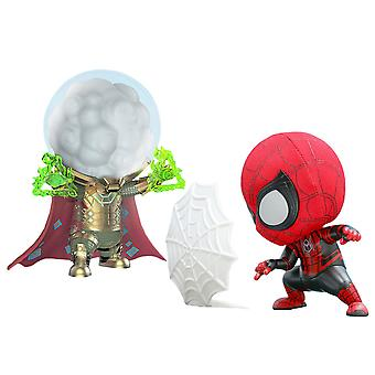 Spider-Man Far From Home & Mysterio Cosbaby Set