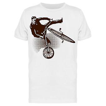 Vitage Bicycle Trick Tee Men's -Kuva Shutterstock