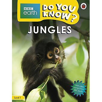 Do You Know Level 1  BBC Earth Jungles