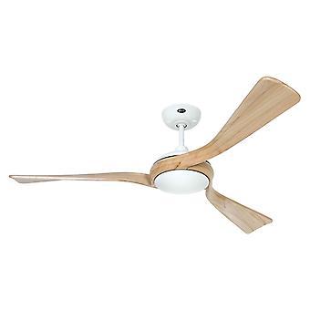 Ventilateur de plafond DC Eco Interior White / Bois