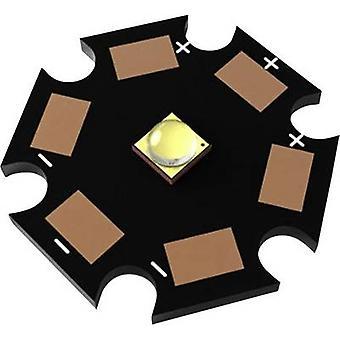 TRU COMPONENTS HighPower LED module Warm white EEC: A++ (A++ - E) 2 W 238 lm 130 ° 2.9 V 700 mA TRU-LEDMO-STAR-254
