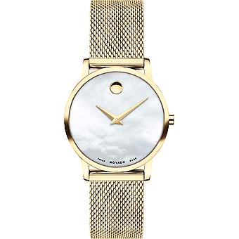 Movado 0607351 Museo Classic Naisten Watch