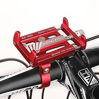 Einstellbarer Fahrradtelefonhalter Aluminiumlegierung 3.5