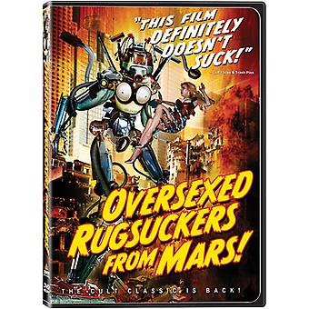 Over Sexed Rugsuckers From Mars [DVD] USA import