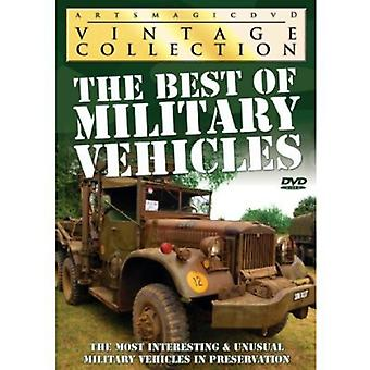 The Best of Military Vehicles [DVD] USA import