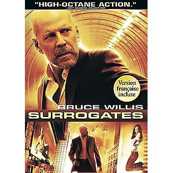 Surrogates [DVD] USA import