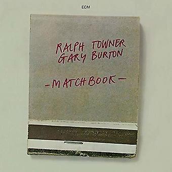 Matchbook [CD] USA import
