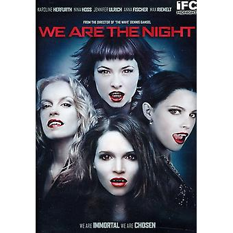 We Are the Night [DVD] USA import