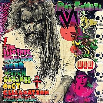 Rob Zombie - Electric Warlock(Ed) [CD] USA import