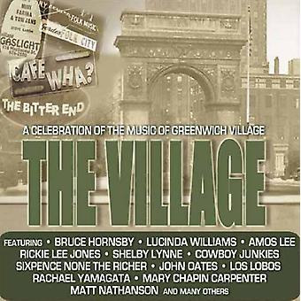 Village - Village [Vinyl] USA import