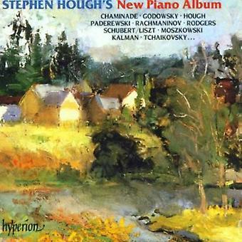Stephen Hough - Stephen Hough's New Piano Album [CD] USA import