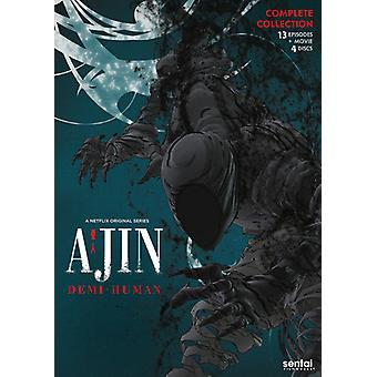 Ajin [DVD] USA import