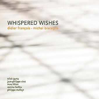 Whispered Wishes [CD] USA import