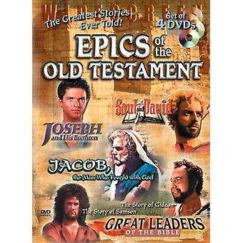 Epics of the Old Testament [DVD] USA import