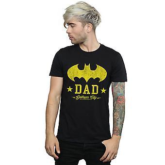 DC Comics Miehet&s Batman I Am Bat Isä T-paita