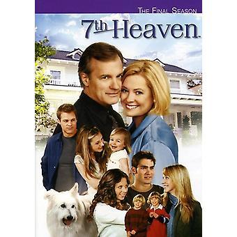 7th Heaven - 7th Heaven: sidste sæson [DVD] USA import