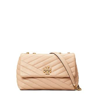 Tory Burch 64963288 Women's Pink Leather Shoulder Bag