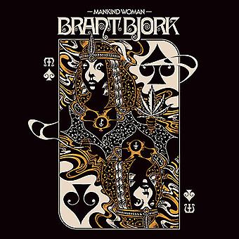 Bjork*Brant - Mankind Woman [CD] USA import