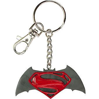 DC Comics Batman V Superman Logo Bendable Flexible 3