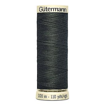 Gutermann sy-alle 100% polyestertråd 100m Hånd- og maskinfarvekode - 861