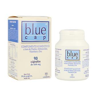 Blue cap 90 capsules