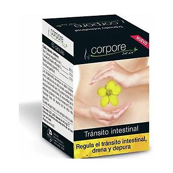 Intestinal transit 60 capsules of 445mg