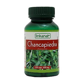 Chancapiedra 100 capsules of 400mg