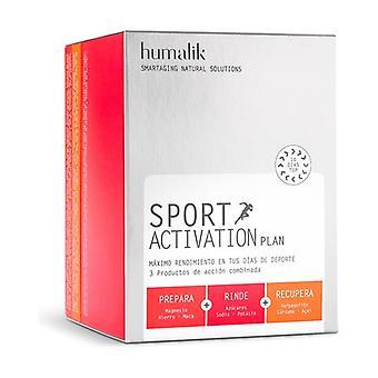 Sport Activation Plan 1 unit