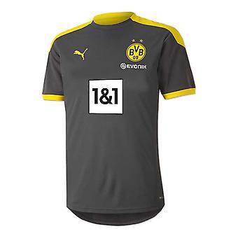 2020-2021 Borussia Dortmund Puma Training Shirt (Asphalt)
