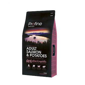 Profine Adult Salmon (Dogs , Dog Food , Dry Food)