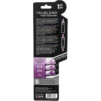 Spectrum Noir TriBlend Marker Rosa Violett Mischung