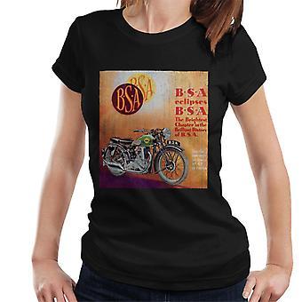 BSA Verduistert Women's T-Shirt