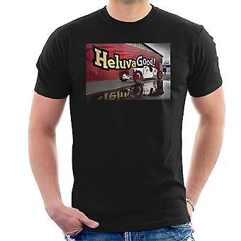 HCS erityistä Indy Racer Miesten t-paita
